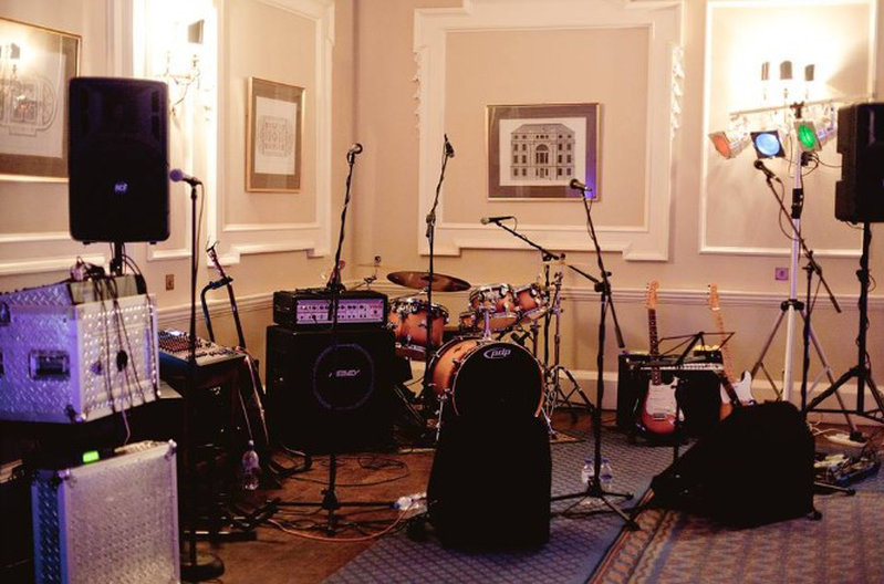 instruments for any wedding venues